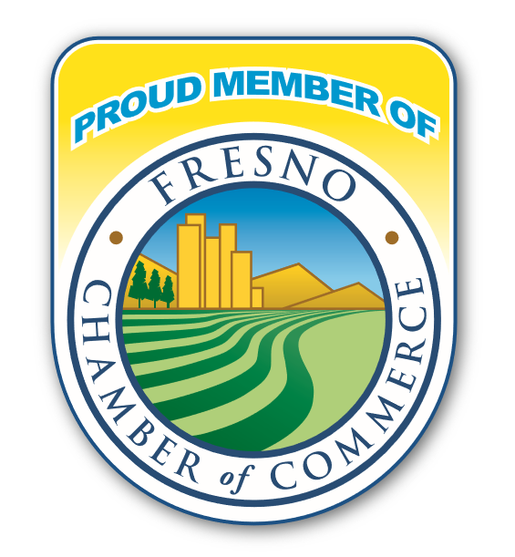 Proud Member of Fresno Chamber of Commerce