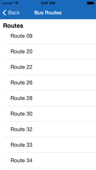 iOS Routes image